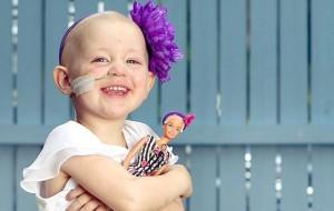 Niños con cancer proyecto mattel