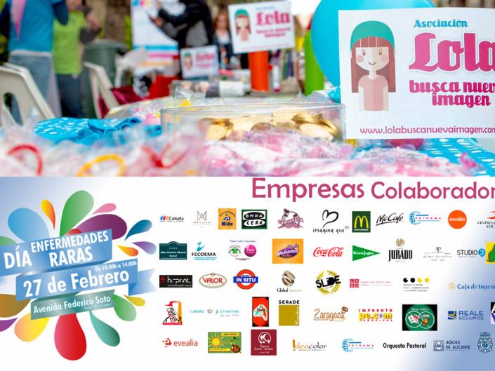 Fiesta Día Internacional Enfermedades raras 2016