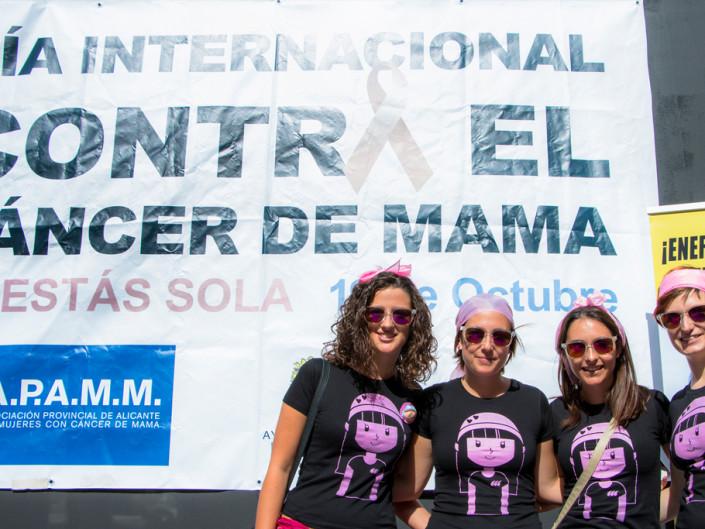Día Cancer de mama 2014