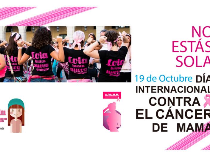 Vídeo día  cáncer de mama 2014