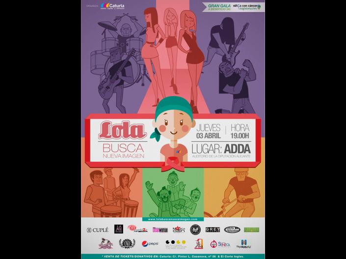 """Resumen Primera Gala """"Lola Busca nueva Imagen"""""""