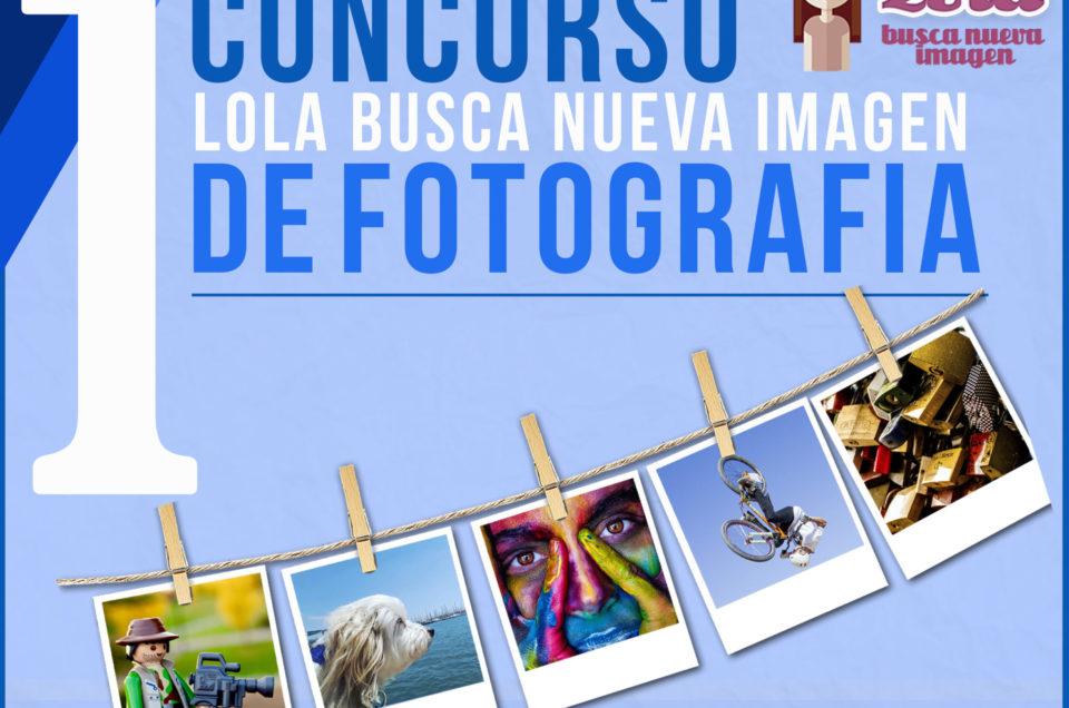 Ganadores concurso  1ºer fotografía Lola busca nueva imagen